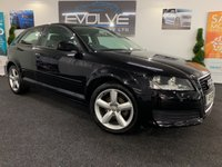 USED 2011 61 AUDI A3 1.6 MPI TECHNIK 3d 101 BHP IMMACULATE, GREAT RUNNER!!