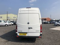 USED VOLKSWAGEN CRAFTER CR35 TDI