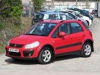 2007 SUZUKI SX4 1.6 GLX 5d 106 BHP £2495.00