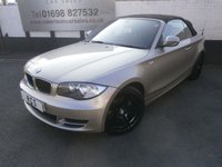 USED 2011 60 BMW 1 SERIES 2.0 118D ES 2dr AUTO  OVER 2K OF OPTIONS