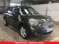 USED 2014 14 MINI COUNTRYMAN 1.6 COOPER D 5d 112 BHP