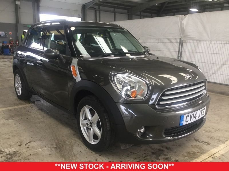 2014 14 MINI COUNTRYMAN 1.6 COOPER D 5d 112 BHP