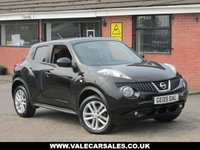 USED 2011 05 NISSAN JUKE 1.5 DCI ACENTA SPORT 5dr GREAT VALUE FOR MONEY ''2011'' JUKE DIESEL