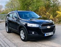 2011 CHEVROLET CAPTIVA 2.2 LT VCDI 5d 184 BHP, CHEAP 4x4 FAMILY CAR, 7 SEATS £7195.00