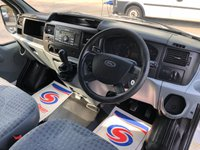USED 2011 11 FORD TRANSIT T260 SIX SEAT COMBI CREW VAN 85PS *NEW MOT* *WARRANTY*