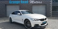 2016 BMW 4 SERIES 2.0 420D M SPORT GRAN COUPE 4d AUTO 188 BHP PROFESSIONAL MEDIA *HEADS UP DISPLAY* £19950.00