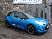 USED 2012 61 CITROEN DS3 1.6 DSTYLE PLUS 3d 120 BHP