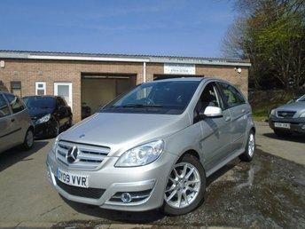2009 MERCEDES-BENZ B CLASS 2.0 B180 CDI SPORT 5d AUTO 109 BHP £4850.00