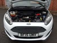 USED 2015 15 FORD FIESTA 1.6 ECONETIC TDCI 1d 94 BHP