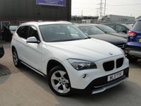 USED 2011 11 BMW X1 2.0 SDRIVE18D SE 5d 141 BHP ANY PART EXCHANGE WELCOME, COUNTRY WIDE DELIVERY ARRANGED, HUGE SPEC