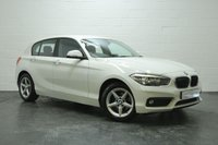USED 2016 16 BMW 1 SERIES 1.5 116D SE 5d 114 BHP 1 OWNER + FULL HISTORY