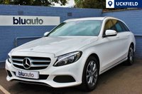 USED 2015 64 MERCEDES-BENZ C 250 2.1 BLUETEC SPORT 5d AUTO 204 BHP Immaculate.. Navigation, Leather, Heated Seats, Rear Parking Camera, Sensors, FSH....
