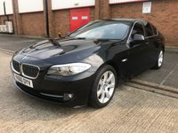 2010 BMW 5 SERIES 3.0 525D SE 4d AUTO 202 BHP £SOLD