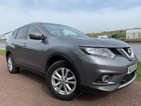 USED 2014 64 NISSAN X-TRAIL 1.6 DCI ACENTA XTRONIC 5d 130 BHP **GLASS SUNROOF**