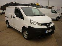 2012 NISSAN NV200 1.5 SE DCI VAN 90 BHP £4995.00