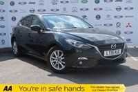 USED 2015 15 MAZDA 3 2.0 SE-L 5d AUTO 118 BHP AUTO,BLUETOOTH,CRUISE,ALLOYS