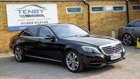2015 MERCEDES-BENZ S CLASS 3.5 S400 HYBRID L SE LINE 4d AUTO 306 BHP £27984.00