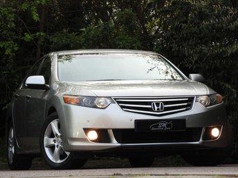 2008 HONDA ACCORD 2.0 I-VTEC EX 4d AUTO 154 BHP £5490.00