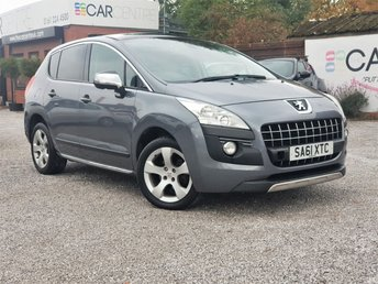 View our 2011 61 PEUGEOT 3008 1.6 EXCLUSIVE HDI 5d 112 BHP