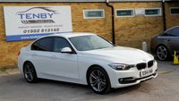 2014 BMW 3 SERIES 2.0 320D SPORT 4d AUTO 184 BHP £13784.00