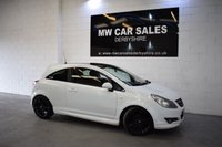 2010 VAUXHALL CORSA 1.2 LIMITED EDITION 3d 83 BHP £3995.00