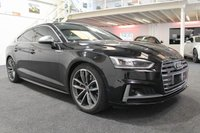 USED 2017 02 AUDI A5 3.0 S5 SPORTBACK TFSI QUATTRO 5d AUTO 349 BHP HUGE SPEC+PAN ROOF+MASS SEATS