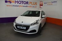 USED 2016 66 PEUGEOT 208 1.2 ACTIVE 3d 82 BHP