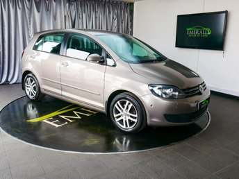 2012 VOLKSWAGEN GOLF PLUS