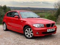 2006 BMW 1 SERIES 2.0 120I SE 5d 148 BHP £2285.00
