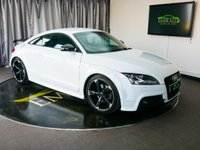 USED 2013 63 AUDI TT 2.0 TFSI BLACK EDITION 2d 208 BHP £0 DEPOSIT FINANCE AVAILABLE, AIR CONDITIONING, AUX INPUT, BOSE SOUND SYSTEM, CLIMATE CONTROL, CRUISE CONTROL, DAYTIME RUNNING LIGHTS, PRIVACY GLASS, SHORT SHIFT MANUAL GEARBOX, STEERING WHEEL CONTROLS, TRIP COMPUTER