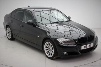 2010 BMW 3 SERIES 2.0 318D SE BUSINESS EDITION 4d 141 BHP £5240.00