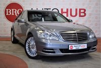 2010 MERCEDES-BENZ S CLASS 3.0 S350 CDI BLUEEFFICIENCY 4d AUTO 235 BHP £9990.00