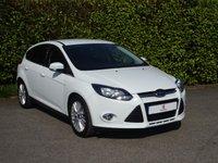 2014 FORD FOCUS 2.0 ZETEC TDCI 5d AUTO 139 BHP £6990.00