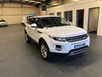 2015 LAND ROVER RANGE ROVER EVOQUE 2.2 SD4 PURE TECH 5d 190 BHP £17995.00