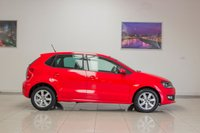 USED 2014 14 VOLKSWAGEN POLO 1.4 MATCH EDITION 5d 86 BHP MAY 2020 MOT & Just Been Serviced