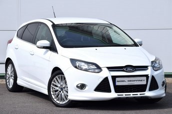 2012 FORD FOCUS 1.6 ZETEC S TDCI 5d 113 BHP £6950.00