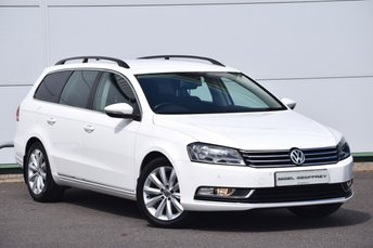 2013 VOLKSWAGEN PASSAT 2.0 HIGHLINE TDI BLUEMOTION TECHNOLOGY 5d 139 BHP £9450.00