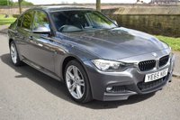 USED 2015 65 BMW 3 SERIES 2.0 320D XDRIVE M SPORT 4d AUTO 188 BHP SERVICE HISTORY, SATELLITE NAVIGATION, BLUETOOTH, HEATED SPORT LEATHER RECARO'S,