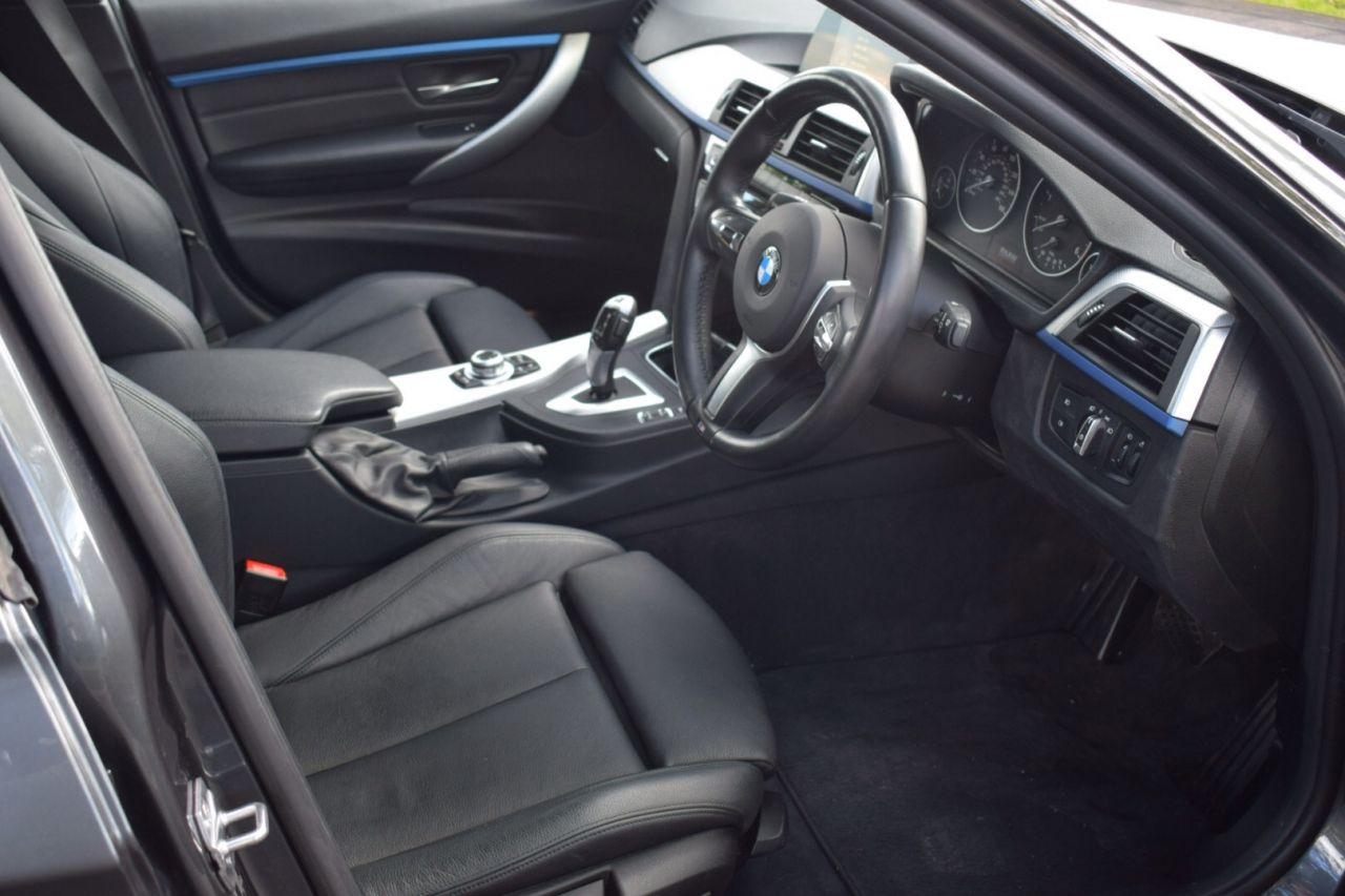 2015 Bmw 3 Series 320d Xdrive M Sport 14 999