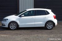 USED 2016 16 VOLKSWAGEN POLO 1.0 SE 5dr 60BHP Touch Screen, DAB Radio £20 Road Tax, Bluetooth FSH Quality, High Specification and low running costs to suit all drivers young and older