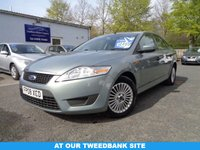 USED 2008 08 FORD MONDEO 1.8 EDGE TDCI 5d 124 BHP AT OUR TWEEDBANK SITE