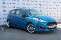 USED 2013 13 FORD FIESTA 1.0 ZETEC S 3d 124 BHP DUE IN SOON, DETAILS TO FOLLOW