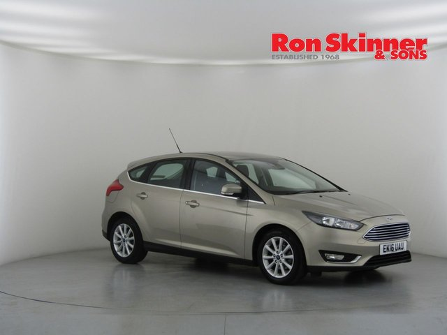 View our 2016 16 FORD FOCUS 1.0 TITANIUM 5d 100 BHP
