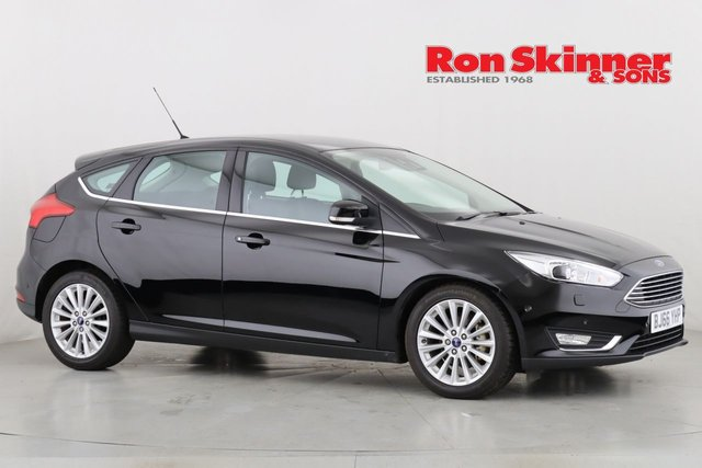 View our 2016 66 FORD FOCUS 1.0 TITANIUM X 5d 124 BHP
