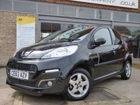 USED 2013 63 PEUGEOT 107 1.0 ALLURE 5d 68 BHP FREE ROAD TAX PEUGEOT SERVICE HISTORY & LOW MILEAGE