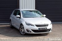 USED 2017 66 PEUGEOT 308 Allure 1.6HDI-Blue 5dr 120BHP 6Spd Multimedia £0 Road Tax Comfy, High Spec & Low Running costs to suit all drivers