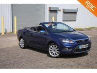 USED 2009 09 FORD FOCUS 2.0 TDCi CC-3 2dr FINANCE FROM £0 DEPOSIT + FSH