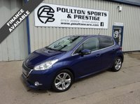 USED 2013 63 PEUGEOT 208 1.6 ALLURE 5d 120 BHP ++ LOW MILES AND FSH ++ STUNNING LITTLE CAR