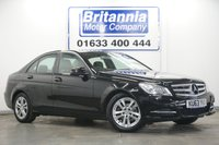 2014 MERCEDES-BENZ C CLASS 1.6 C180 BLUEEFFICIENCY EXECUTIVE SE AUTOMATIC 154 BHP £9490.00