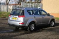 USED 2008 08 CITROEN C-CROSSER 2.2 HDi Code 5dr FSH - 2 OWNERS FROM NEW